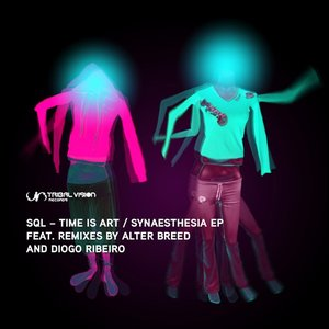Image pour 'Time Is Art / Synaesthesia EP'