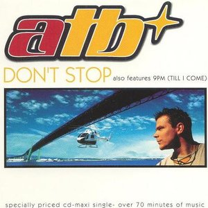 Image for 'Don't Stop (C.L.U.B.B. mix)'