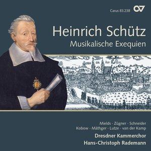 Image for 'Ich hab mein Sach Gott heimgestellt, SWV 94'