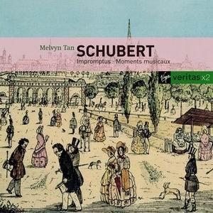 Image for 'Schubert - Impromptus, Moments musicaux, etc'