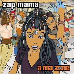 Image for 'A Ma Zone'