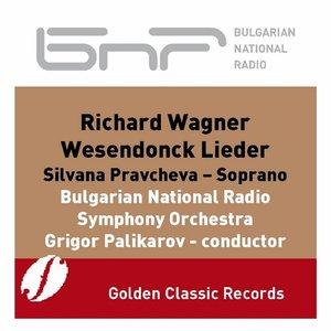 Image for 'Richard Wagner: Wesendonck Lieder (Richard Wagner: Five Songs With Lyrics By Mathilde Wesendonck)'
