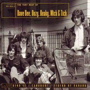 Image for 'The Very Best of Dave Dee, Dozy, Beaky, Mick & Tich'