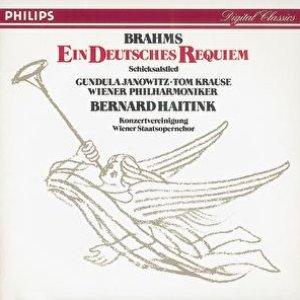 Bild für 'Brahms: Ein Deutsches Requiem/Schicksalslied'