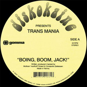 Image for 'Boing, Boom, Jack!'