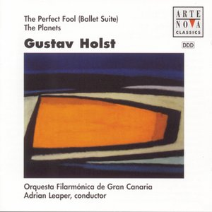 Image for 'Holst: The Planets, The Perfect Fool (Ballet Suite)'