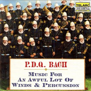 Image for 'Music for an Awful Lot of Winds & Percussion'