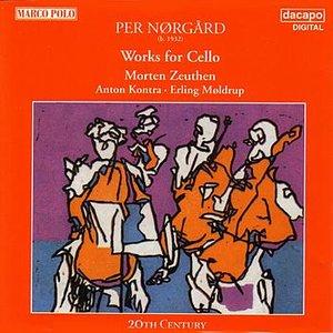 Imagen de 'NORGARD: Works for Cello'
