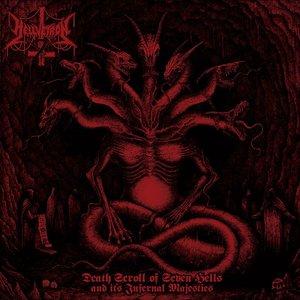 """Death Scrolls of Seven Hells and it's Infernal Majesties""的封面"