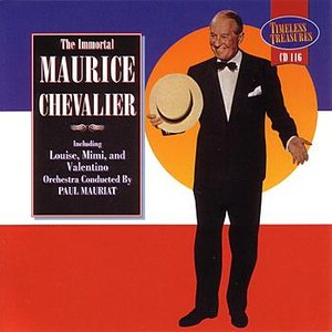 Image for 'The Immortal Maurice Chevalier'