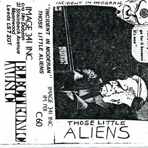 Image for 'Those Little Aliens'