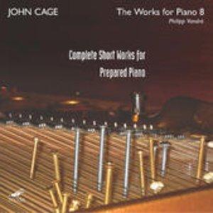 Immagine per 'Cage: Complete Short Works for Prepared Piano'