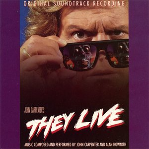 Image for 'They Live (Original Motion Picture Soundtrack)'