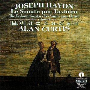Image for 'Haydn: Le Sonate Per Tastiera Vol.1'