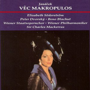 Image for 'Věc Makropulos (Wiener Philharmoniker, Wiener Staatsopernchor, Charles Mackerras)'