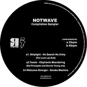 Image for 'Notwave - Compilation Sampler'