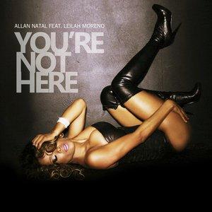 Imagen de 'You're Not Here (Single)'