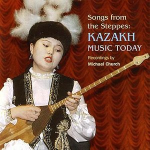 Image pour 'Songs From the Steppes: Kazakh Music Today'