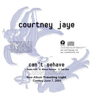 Image for 'Can't Behave'