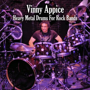 Image for 'Heavy Metal Drums For Rock Bands'