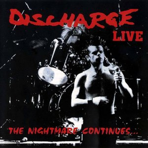 Image for 'The Nightmare Continues... Live'
