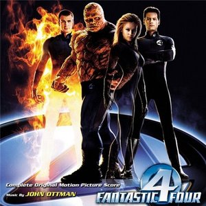 Image for 'Fantastic Four (Complete Score)'
