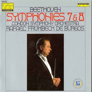 Image for 'Beethoven: Symphonies Nos. 7 & 8'