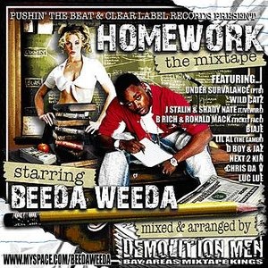 Image for 'Homework: The Mixtape - Starring Beeda Weeda'