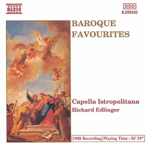 Image for 'Baroque Favourites'