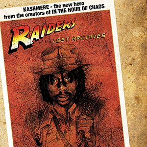 Image for 'Raiders Of The Lost Archives'