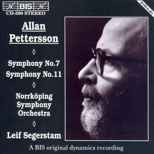 Image for 'Pettersson: Symphonies Nos. 7 and 11'