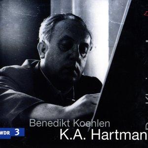 Image for 'Hartmann: Das Klavierwerk'