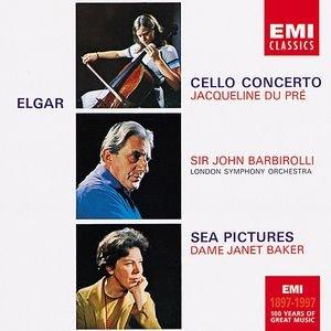 Image for 'Cello Concerto/ Sea Pictures'