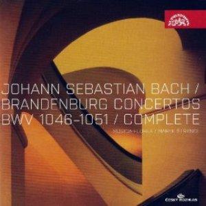Image for 'Bach: Brandenburg Concertos Nos 1-6 / Musica Florea, Štryncl'