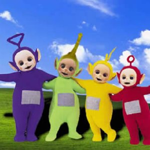 Image for 'The Teletubbies'