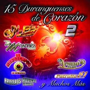 Image for '15 Duranguenses De Corazón 2'