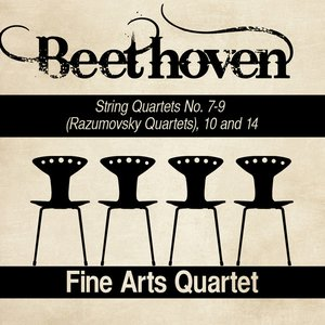"Image for 'String Quartet No. 9 in C Major, Op. 59/3, ""Razumovsky Quartet No. 3"": III. Menuetto'"