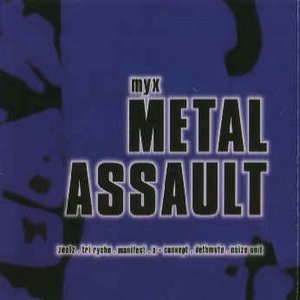 Image for 'MYX Metal Assault'