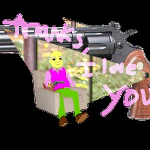 Image for 'Thanks, I love you'