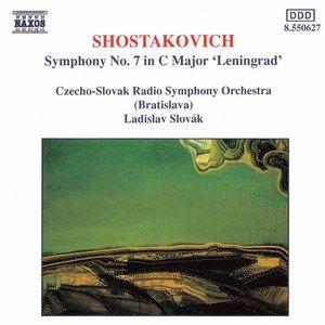 Image pour 'SHOSTAKOVICH: Symphony No. 7, 'Leningrad''