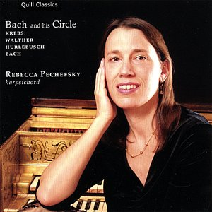 Image for 'Bach and his Circle'