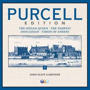 Image for 'Purcell Edition Volume 2 : The Indian Queen, The Tempest, Dioclesian & Timon of Athens'