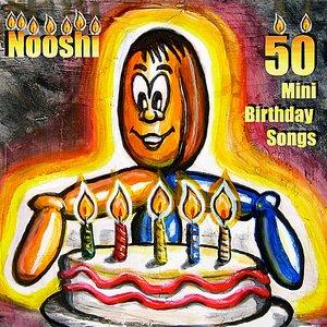 Imagen de '50 Mini Birthday Songs'