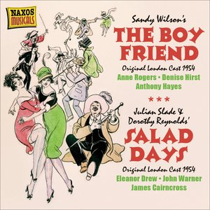 Imagen de 'Wilson: Boy Friend (The) (Orginal London Cast) / Slade: Salad Days (Original London Cast) (1954)'