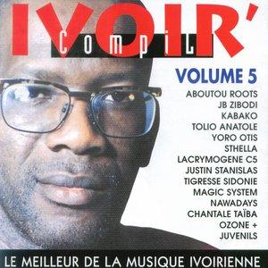Image for 'Ivoir' compil, vol. 5 : le meilleur de la musique ivoirienne'