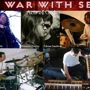 Image for 'At War With Self'