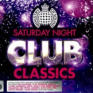 Image for 'Saturday Night Club Classics - Ministry of Sound'