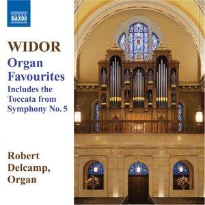 Image for 'Widor: Organ Favourites'