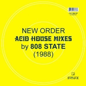 Image for 'The Acid House Mixes by 808 State'