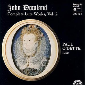 Image for 'Dowland: Complete Lute Works, Vol. 2'